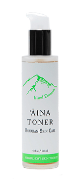 ʻĀina Toner for Normal Dry Skin