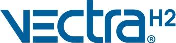 Vectra H2 logo blue