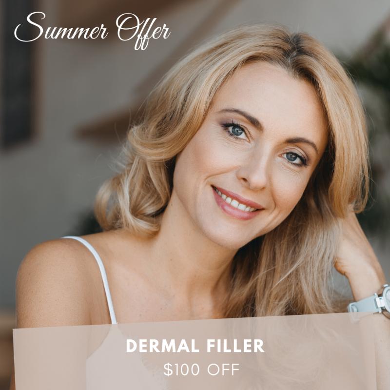 Dermal Fillers Promo Summer 2020