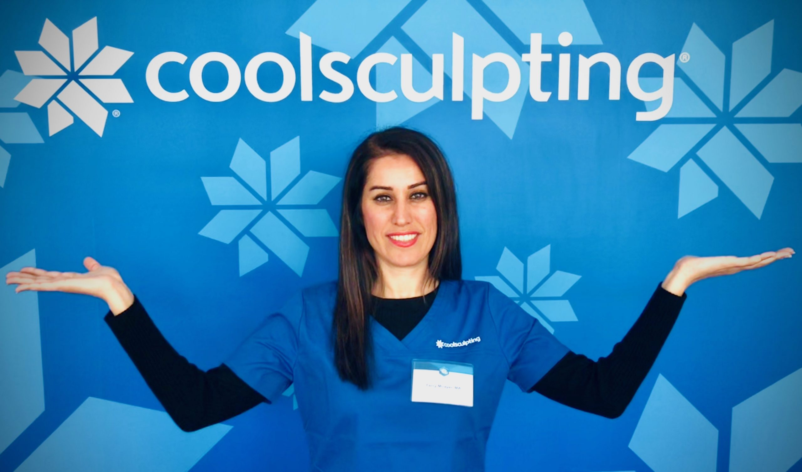 Doctor coolsculpting iSkinPure clinic